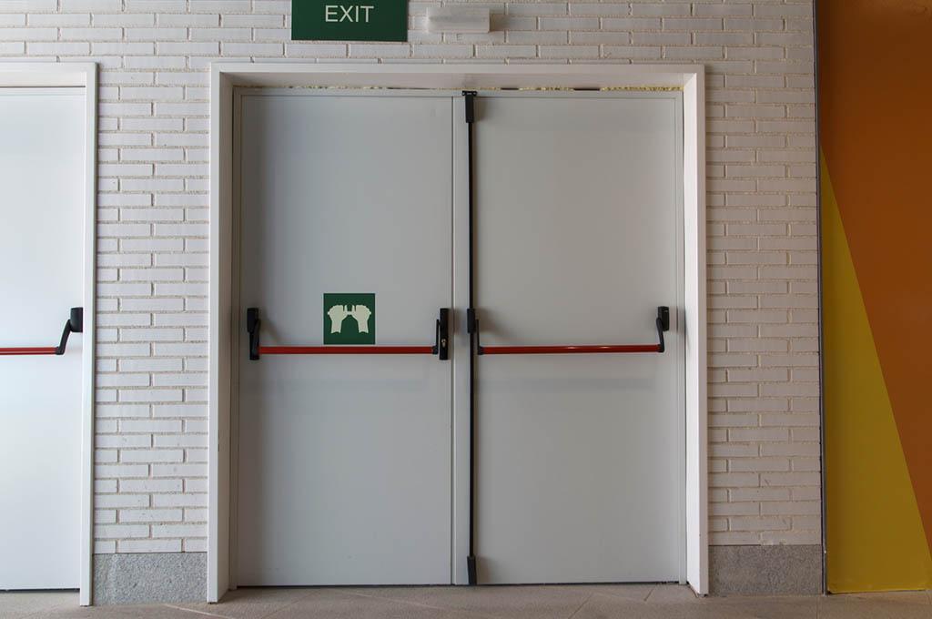 porta antincendio